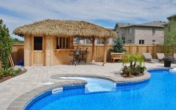 Burlington Pool and Cabana 4