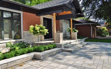 Etobicoke Contemporary Landscape Design1