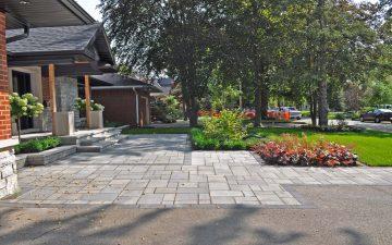 Etobicoke Front Yard 3