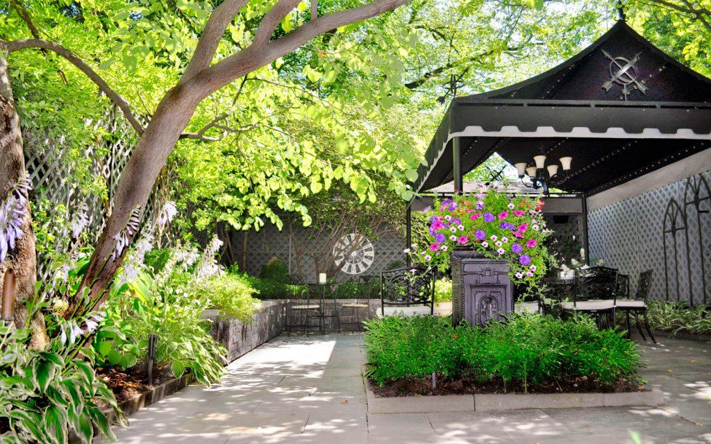 Garden Landscaping Design in yorkville