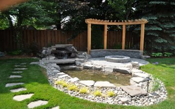Markham Backyard Design