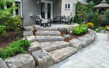 Naturalistic Style Landscaping Etobicoke 4