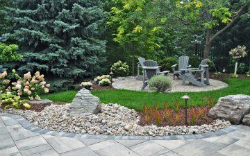 Naturalistic Style Landscaping Etobicoke 5