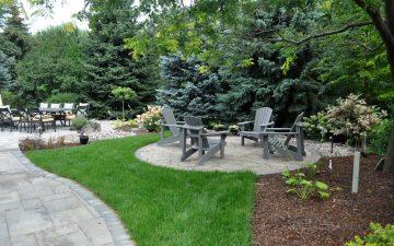Naturalistic Style Landscaping Etobicoke 6