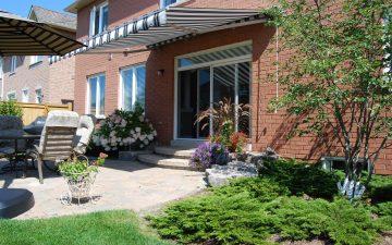 Beautiful Family Backyard Design in Oakville