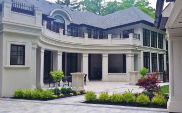 Traditional Landscaping Design