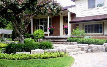 Oakville Naturalistic Front Yard Style 2