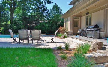 Oakville Private Pool Design