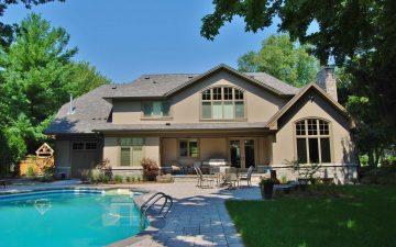 Private Pool Design in Oakville