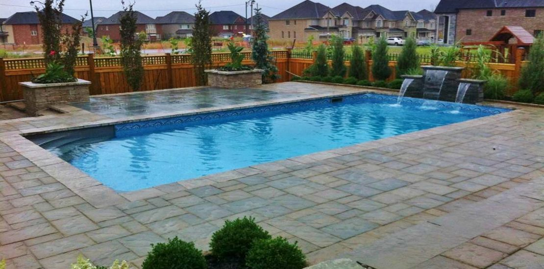 Projects archive page 2 of 3 mvk landscape design - Centennial swimming pool richmond hill ...