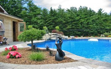 Waterdown Pool Design in Toronto