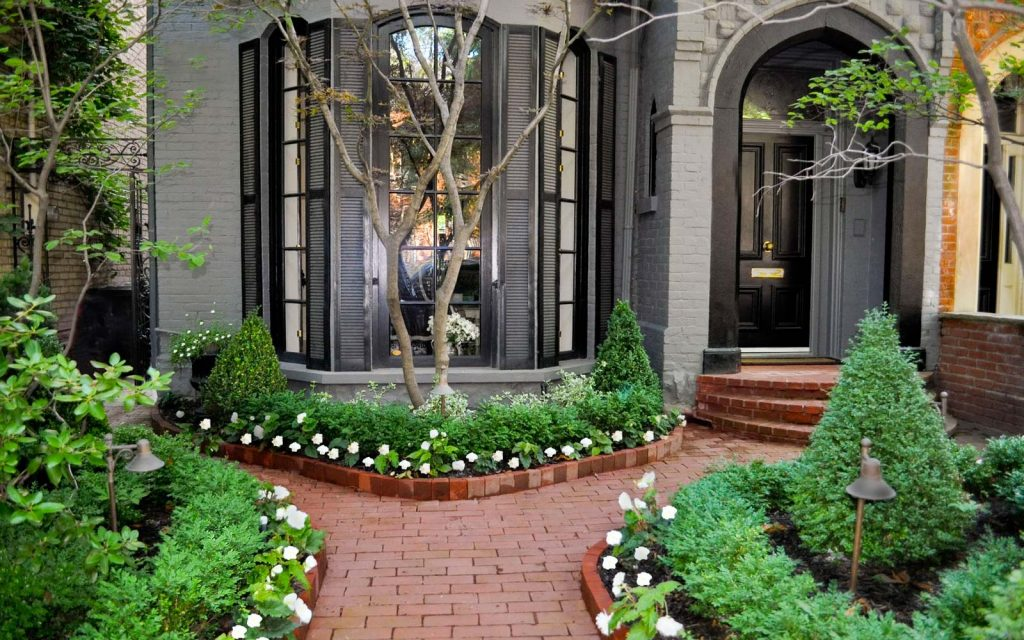 Low Maintenance Landscaping Front Yard Design Curb Appeal