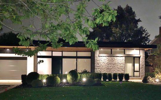 Home Exterior And Landscaping Makeover Oakville Mvk Landscape
