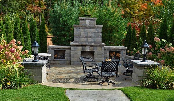 Fireplace designing